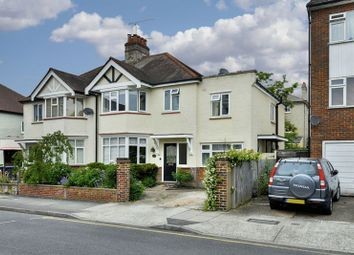 Thumbnail 4 bed semi-detached house for sale in Cadogan Road, Surbiton