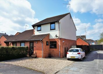 Thumbnail 3 bed semi-detached house for sale in Downside Close, Blandford Forum