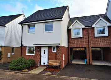 Thumbnail 3 bed link-detached house for sale in Hambledines, Redhouse Park