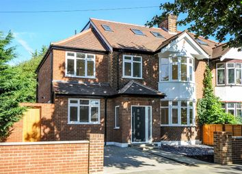Thumbnail 5 bed property for sale in Northumberland Avenue, Isleworth