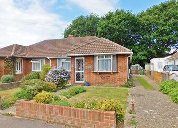 Mancroft Avenue, Stubbington, Fareham PO14. 3 bed semi-detached bungalow