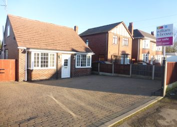 Thumbnail 3 bed detached bungalow for sale in Barnsley Road, Goldthorpe, Rotherham