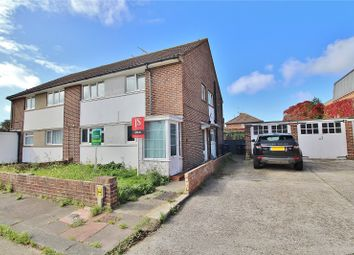 2 bed flat for sale in Brockley Close, Broadwater, Worthing, West Sussex BN14