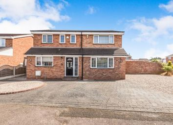 Thumbnail 4 bed detached house for sale in Woburn Close, Bromsgrove