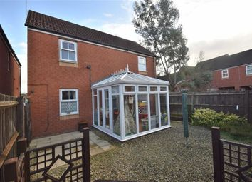 Thumbnail 3 bed detached house for sale in Bodenham Field, Abbeymead, Gloucester