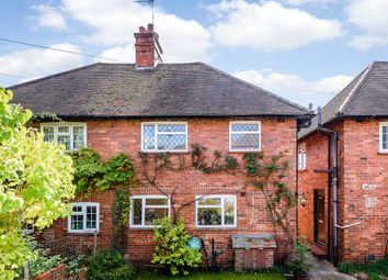 Thumbnail 2 bed semi-detached house for sale in Chalkpit Terrace, Dorking, Surrey