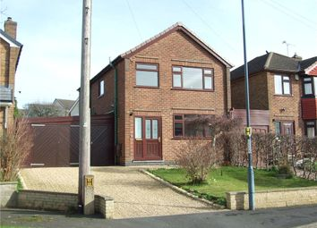 Thumbnail 3 bed detached house for sale in Lochinvar Close, Spondon, Derby