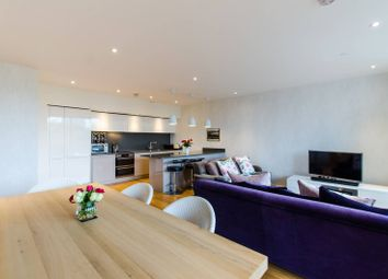Thumbnail 3 bed flat for sale in Colonial Drive, Chiswick