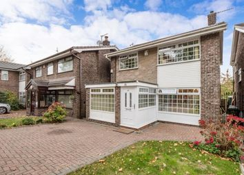 Thumbnail 4 bedroom detached house for sale in Valley Road, Heaton Mersey, Stockport, Cheshire