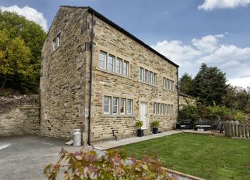 Thumbnail 4 bed semi-detached house for sale in Bank Nook, Slaithwaite, Huddersfield