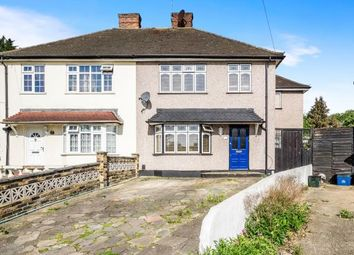 Thumbnail 4 bed semi-detached house for sale in Willingale Close, Woodford Green