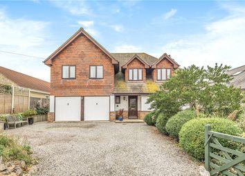 Thumbnail 4 bed detached house for sale in Churchfoot Lane, Hazelbury Bryan, Sturminster Newton, Dorset