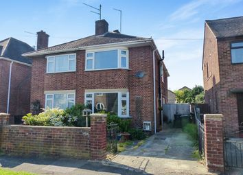 Thumbnail 3 bedroom semi-detached house for sale in Gloucester Road, Old Fletton, Peterborough