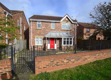 Thumbnail 4 bed detached house for sale in Leeds Road, Selby