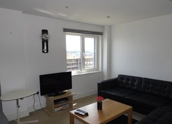 Thumbnail 1 bedroom flat to rent in Lady Isle House, Ferry Court, Cardiff Bay