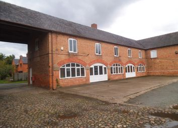 Thumbnail Office to let in Tilley Green, Wem