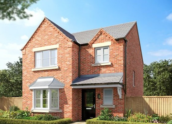 Thumbnail 3 bed detached house for sale in The Dunham 2, William Nadin Road, Swadlincote, Derby