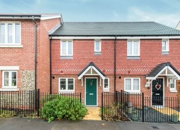 Thumbnail 2 bed terraced house for sale in Hyde Park, Lords Way, Andover
