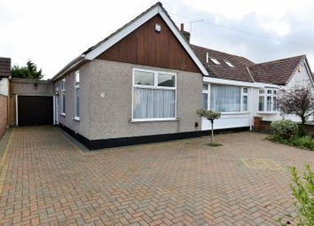 Thumbnail 4 bed semi-detached bungalow for sale in Kipling Road, Bexleyheath