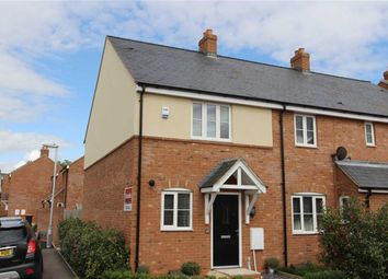 Thumbnail 2 bed end terrace house for sale in Clifford Close, Hockliffe, Leighton Buzzard