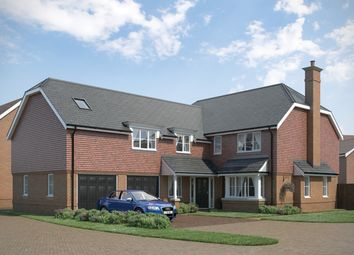 "Thumbnail 5 bed property for sale in ""The Austen"" at Brook Close, Storrington, Pulborough"