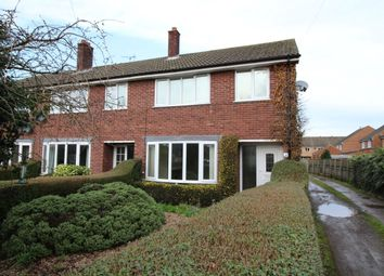 Thumbnail 3 bed semi-detached house to rent in Back Lane, Hambleton, Selby