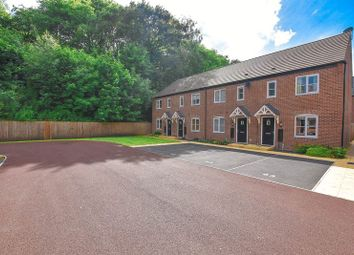 Thumbnail 3 bed terraced house for sale in Bath Vale, Congleton, 3 Beds, 2 Baths