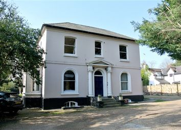 Thumbnail 2 bed flat to rent in Roydon Lodge, Woburn Hill, Addlestone, Surrey