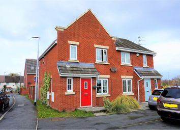 Thumbnail 3 bed semi-detached house for sale in Kingham Close, Moreton