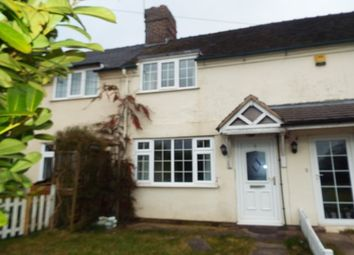 Thumbnail 2 bed cottage to rent in Audlem Road, Woore