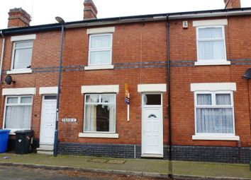 Thumbnail 2 bedroom terraced house for sale in Farm Street, Derby