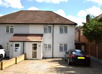 Thumbnail 3 bedroom semi-detached house for sale in The Avenue, Worcester Park