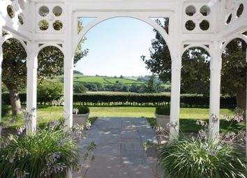 Thumbnail 6 bed detached house for sale in Gunstone, Crediton, Devon