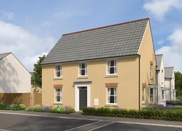 """Thumbnail 4 bedroom detached house for sale in """"Cornell"""" at Post Hill, Tiverton"""