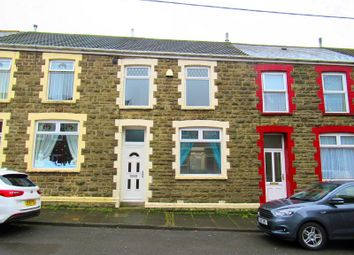3 bed terraced house for sale in Wesley Street, Maesteg, Bridgend. CF34