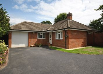 Thumbnail 3 bed detached bungalow for sale in Stonehouse Road, Liphook