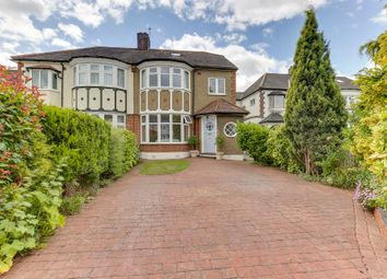 Thumbnail 4 bed semi-detached house for sale in Hoodcote Gardens, London