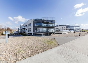 Thumbnail 2 bed flat for sale in Chichester House, 1 The Waterfront, Worthing