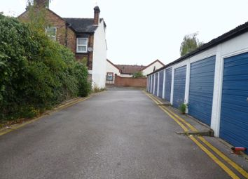 Thumbnail  Parking/garage to rent in Kildare Street, Dresden, Stoke-On-Trent