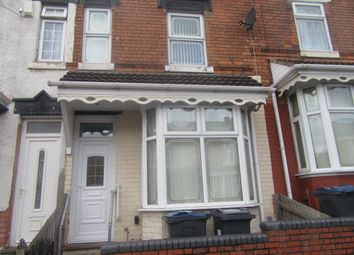 Thumbnail 3 bed terraced house to rent in Limetree Road, Birmingham
