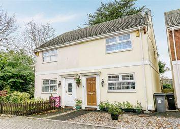 3 bed semi-detached house for sale in Charlotte Close, Torquay, Devon TQ2