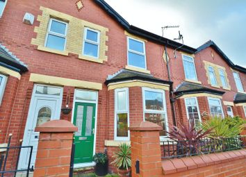 Thumbnail 3 bed terraced house for sale in Liverpool Street, Salford