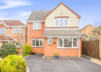 Thumbnail 3 bedroom detached house for sale in Fox Covert, Whetstone, Leicester