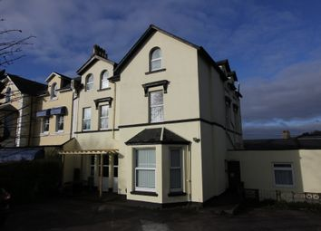 Thumbnail 1 bed flat for sale in Falkland Road, Torquay
