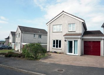 Thumbnail 4 bed detached house for sale in Borthwick Drive, Gardenhall, East Kilbride