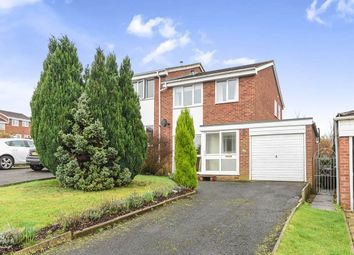 Thumbnail 3 bed semi-detached house to rent in Cardinal Crescent, Bromsgrove