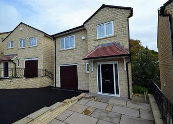 Thumbnail 4 bed detached house for sale in Plantation Fold, Keighley