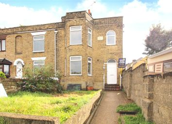 Thumbnail 4 bedroom end terrace house for sale in Mills Terrace, Chatham, Kent