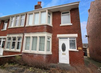 Thumbnail 3 bed semi-detached house for sale in Harewood Avenue, Blackpool