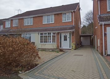 Thumbnail 3 bed semi-detached house to rent in Chessington Crescent, Trentham